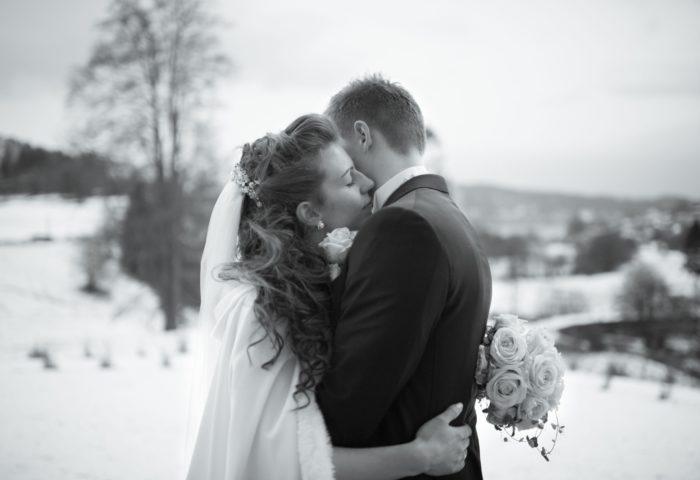 Kristin + Øystein   Wedding Day 