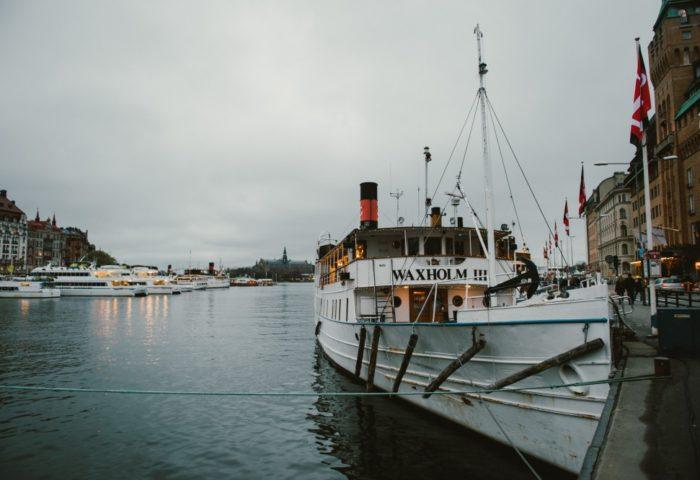 Alina + Octavian, a Photographic Essay | Stockholm