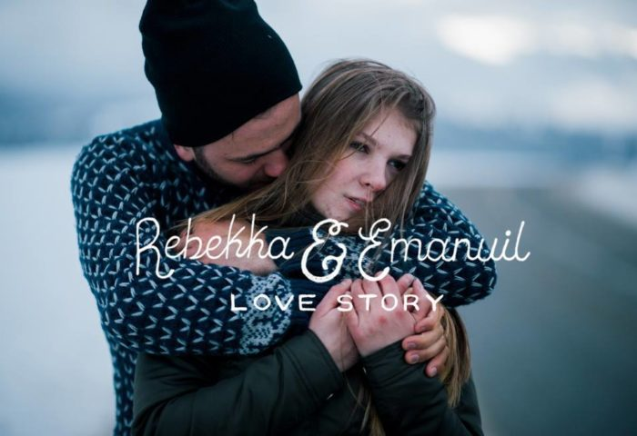 A Winter Love Story, Rebekka + Emanuil