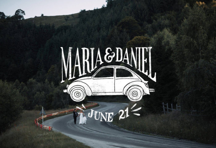 maria // daniel - cluj napoca