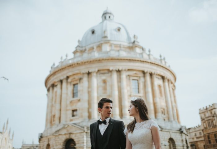flavia // samuel - oxford, uk
