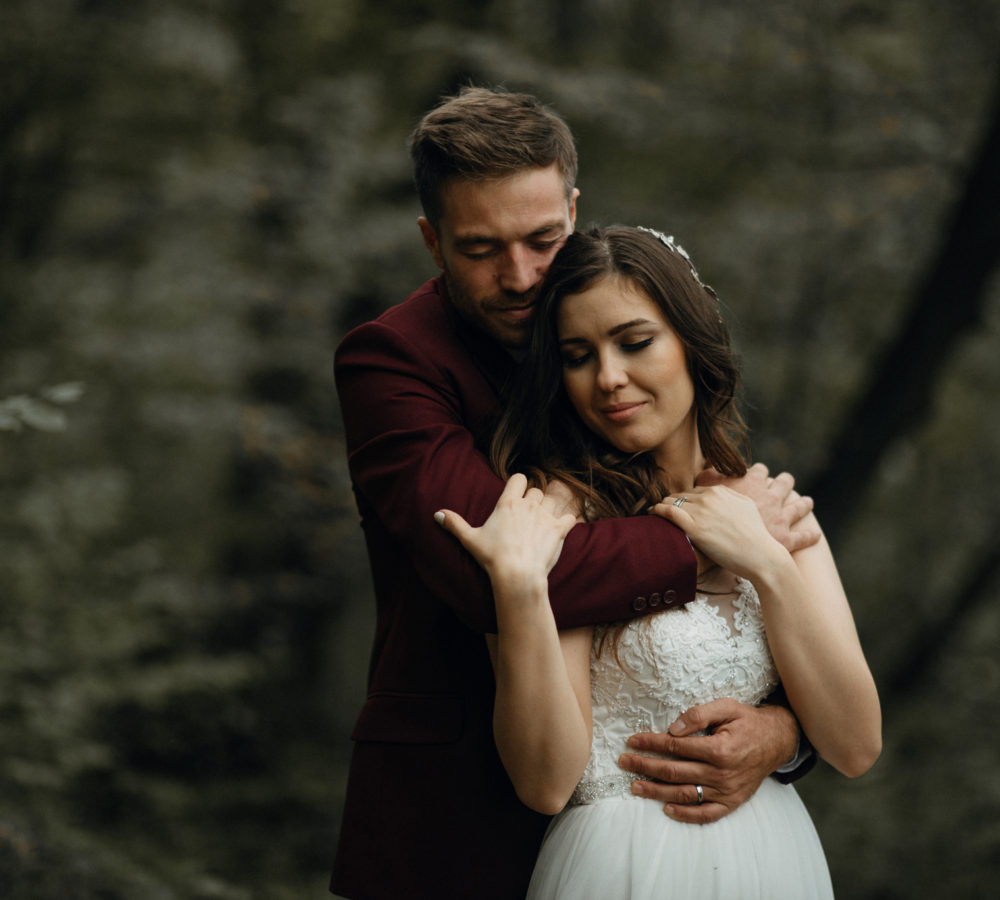 an october of love and celebration // alexandra + nelutu
